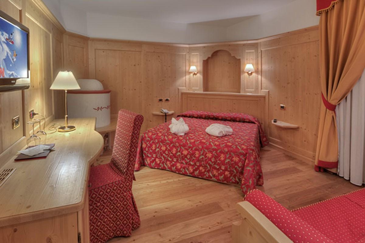 pokój typu junior suite