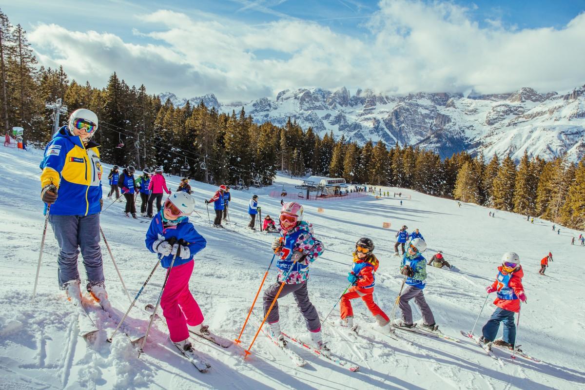 Na narty z dziećmi - gdzie na narty z dzieckiem? czyli pierwsze kroki na stoku