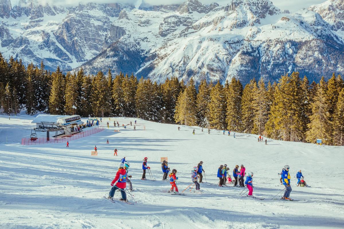 Nauka jazdy na nartach – w polsce czy w alpach ?