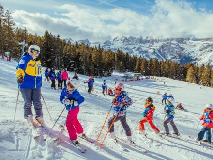 Na narty z dziećmi, czyli pierwsze kroki na stoku